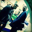 Ron Howard immortalise le 1er jour de tournage d'Omar Sy à Venise le 27 avril