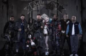 Suicide Squad : Cara Delevingne méconnaissable, Margot Robbie déjà démente