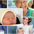 La princesse Charlotte Elizabeth Diana de Cambridge est née le 2 mai 2015. Ses parents le prince William et la duchesse Catherine ont annoncé ses prénoms deux jours plus tard. Des prénoms chargés d'histoire familiale...