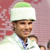 Rafael Nadal honoré : Médaille et doctorat, le Majorquin enfile la toque