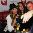 Exclusif - Nabilla à la soirée WeLuv au Vegas Pub à L'Isle Adam le 30 avril 2015.