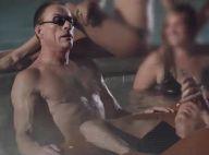 Charlie Sheen et Jean-Claude Van Damme dans un clip sexy et loufoque
