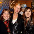 Alexia Laroche-Joubert, Luana Belmondo et Mathilde Seigner ont beaucoup parlé biberons