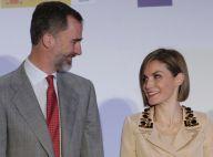 Letizia et Felipe d'Espagne : Complices et élégants pour une belle cérémonie