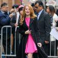 Bella Thorne looked arrive sur le plateau de The View, New York le 26 mars 2015