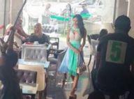 Leila Ben Khalifa : La finaliste de DALS au Liban en tournage pour une série !