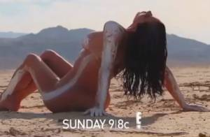 Kim Kardashian : Nue en plein désert, elle accepte sa maladie
