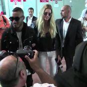Doutzen Kroes en amoureuse, Karlie Kloss : Les L'Oréal Girls débarquent à Cannes