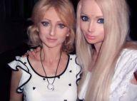 Valeria Lukyanova, Barbie humaine : Sa famille, ses amis... des poupées humaines !