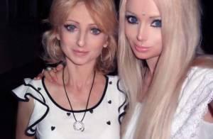Barbie Humaine Et Ken valeria lukyanova aux platines : la barbie humaine s'offre une