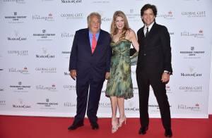 Eva Longoria : Incendiaire et décolletée au Global Gift Gala de Cannes