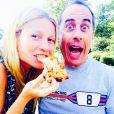 Gwyneth Paltrow a ajouté une photo à son compte Instagram, le 13 février 2015
