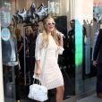 Paris Hilton lance son parfum éponyme à Liverpool au Superdrug Liverpool One le 13 mai 2015