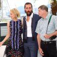 Gus Van Sant, Matthew McConaughey et Naomi Watts - Photocall de The Sea of Trees/La Forêt des songes au Festival de Cannes le 16 mai 2015