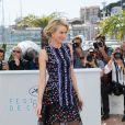 Naomi Watts dans une robe Peter Pilotto - Photocall de The Sea of Trees/La Forêt des songes au Festival de Cannes le 16 mai 2015