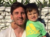 Lionel Messi et Gerard Piqué : Papas câlins et comblés après le sacre du Barça