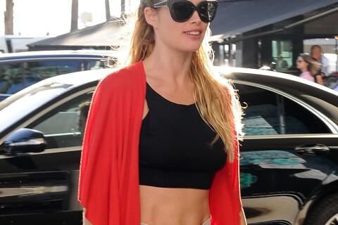 Doutzen Kroes : Travail et plaisir en bikini, elle s'éclate à Cannes !