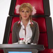 Christina Aguilera parodie sa rivale Britney Spears, Lady Gaga et Miley Cyrus