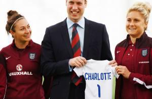 Charlotte de Cambridge footballeuse ? Le prince William équipe sa petite Lionne