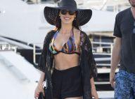 Jessica Lowndes : Sexy à Cannes, elle enchaine journées en bikini et soirées