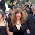 Léa Seydoux lors de la projection A Mighty Heart au Festival de Cannes 2007