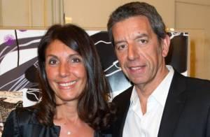 Michel Cymes s'est marié : La jolie Nathalie lui a dit ''oui'' !