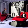 Exclusif : Claire Chazal sur le Divan de Marc Olivier Fogiel enregistré le 23 mai 2015 pour une diffusion le 23 juin 2015 sur France 3.