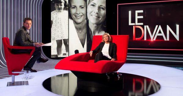 Exclusif claire chazal sur le divan de marc olivier for Le divan 9 juin 2015