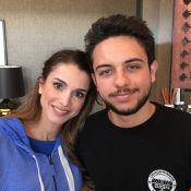 Rania de Jordanie à la fête : Son fils Hussein, soleil de sa vie, est rentré...