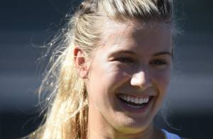 Eugenie Bouchard, la plus bankable : La bombe du tennis au top malgré la claque