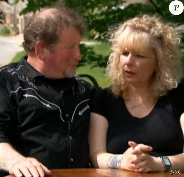 François et Marie-Line donnent de leurs nouvelles dans L'Amour est dans le pré - Que sont-ils devenus ? sur M6, le lundi 1er juin 2015.
