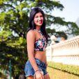 Jessica dans Les Anges 7 à Rio de Janeiro, le 9 mars à 18h20 sur NRJ 12.