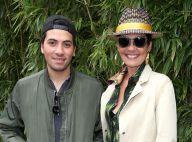 Cristina Cordula présente son fils Enzo : Un beau gosse à Roland-Garros !