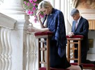 Charlene de Monaco : Princesse pieuse pour la Fête-Dieu, superbement recueillie