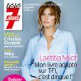 Magazine  Télé 7 Jours , édition du lundi 8 juin 2015.