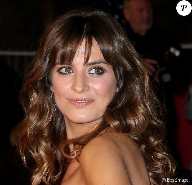 La comédienne Laetitia Milot lors de la 16e édition des NRJ Music Awards à Cannes, le 13 décembre 2014.