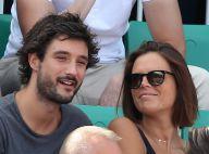Roland-Garros : Laure Manaudou et Jérémy Frérot amoureux, Marion Bartoli câline