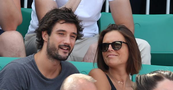 roland garros laure manaudou et j r my fr rot amoureux. Black Bedroom Furniture Sets. Home Design Ideas