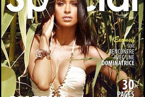 Leila Ben Khalifa : Ultrasexy en bikini et moue sensuelle, la bombe au top !