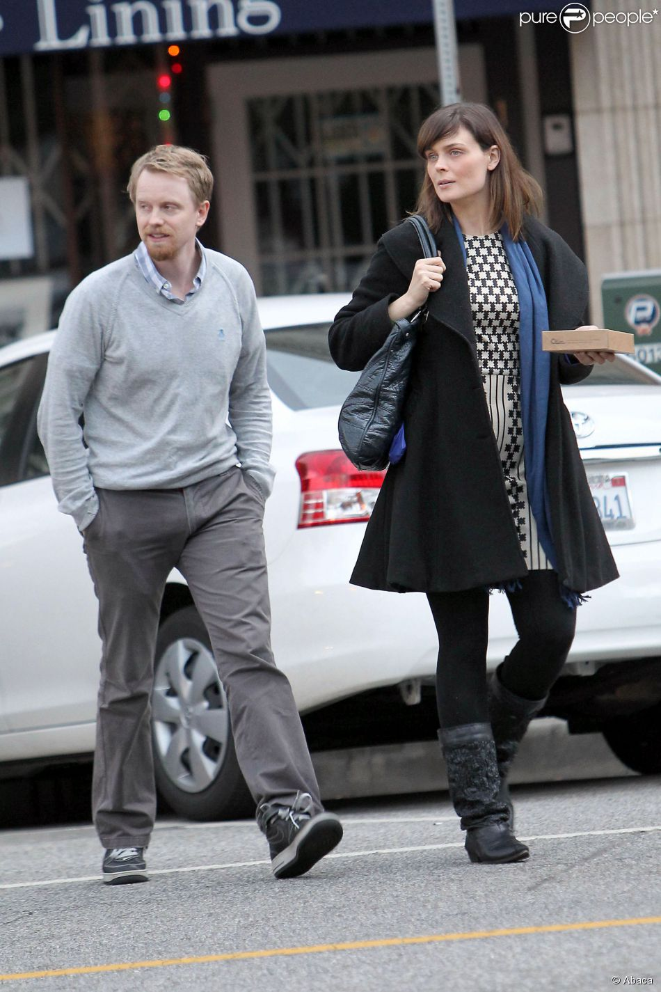 Emily deschanel husband
