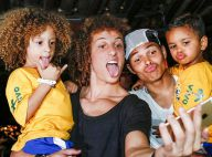 David Luiz et Thiago Silva (PSG) : Ils s'éclatent avec leurs fameux mini-sosies...