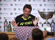 Stan Wawrinka et son short fétiche : La vraie star de Roland-Garros, c'est lui