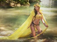 Vanessa Lawrens : Sirène, elfe et guerrière sensuelle pour Bomb Girl !