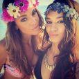 Vanesas Lawrens à Tahiti pour Bikini Destinations. Juin 2015.