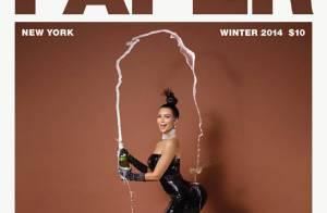 Kim Kardashian : Jean-Paul Goude, photographe de sa couv' pour Paper, la descend