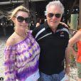 Jackie Siegel a posté une photo sur Instagram avec son mari David, le 17 mai 2015