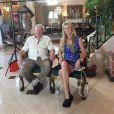 Jackie Siegel a posté une photo sur Instagram avec son mari David, le 17 avril 2015