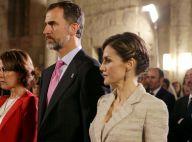 Letizia d'Espagne: Sublime au côté de Felipe, à l'approche d'un bel anniversaire