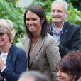 Exclusif - Miou-Miou (de son vrai nom Sylvette Herry) et sa fille Jeanne Herry (prix nouveau talent cinéma) - Fête des prix SACD 2015 à la SACD (la Société des auteurs et compositeurs dramatiques) à Paris, le 15 juin 2015.