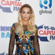 """Rita Ora arrive à l'évènement """"Summertime"""" de Capital FM à Londres, le 6 juin 2015."""